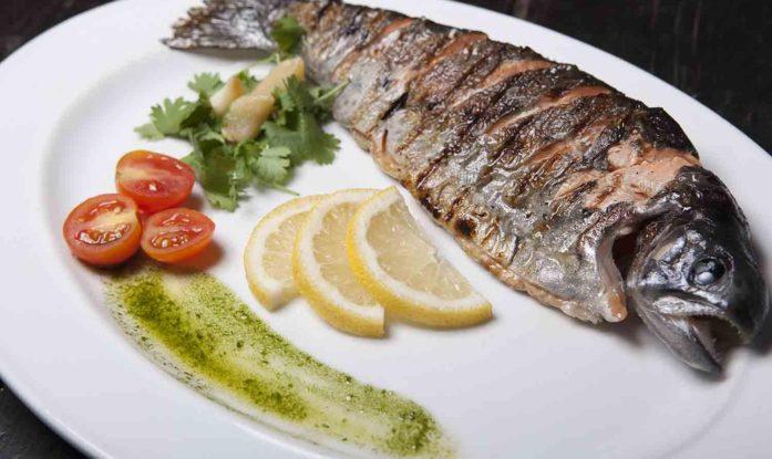 Olive & Fish