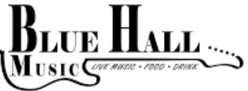 logo-Blue Hall Music Restaurant