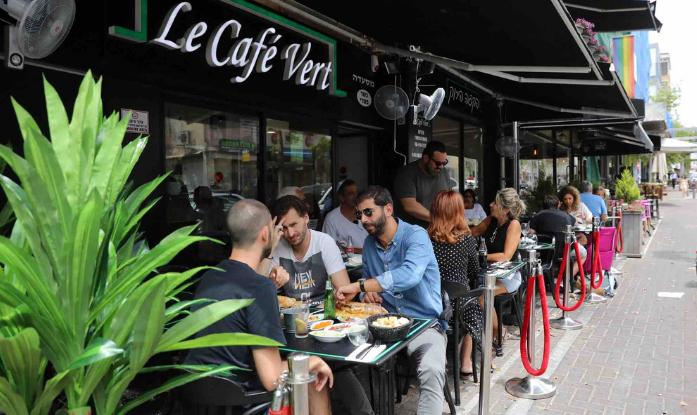 Le Café Vert